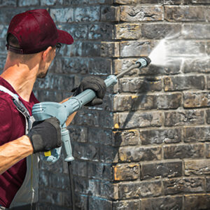 After The Fire Season, Clean Your Siding